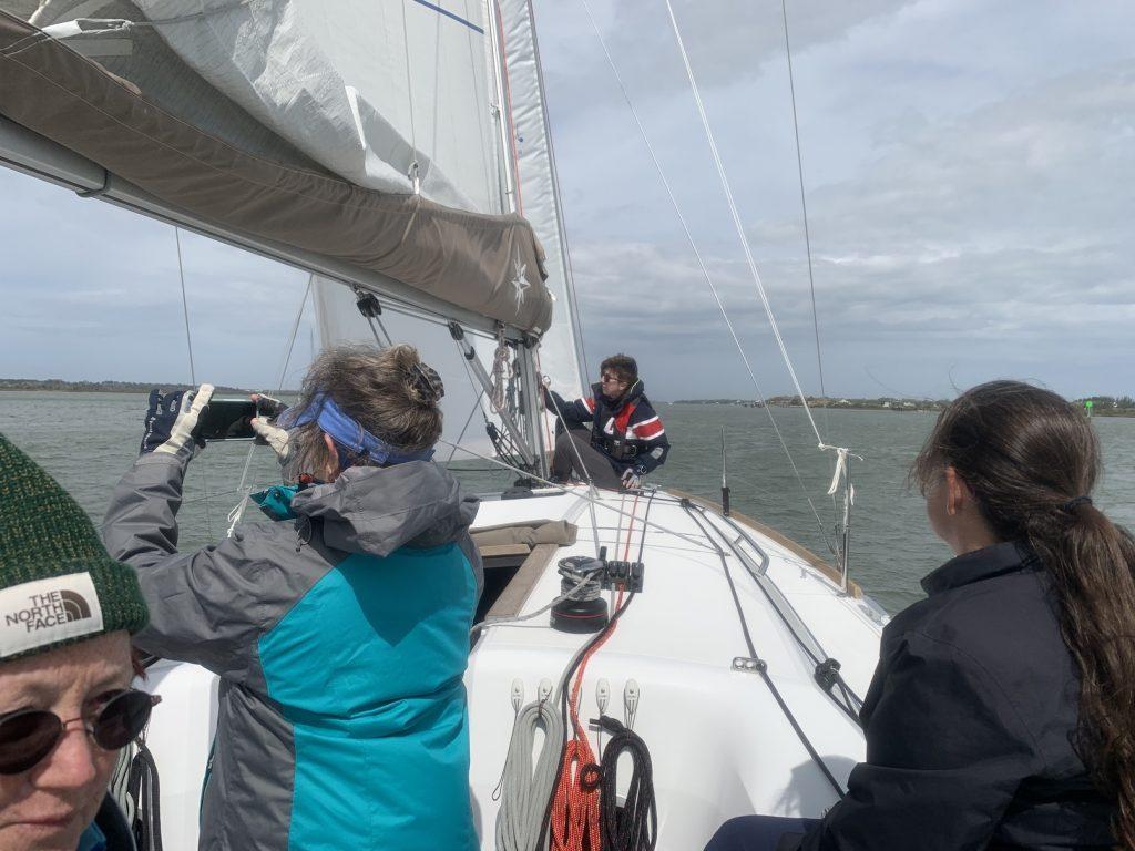 female sailing race, Spring Foward Womans Sailing Race 2020 // St. Augustine Sailing Sisters // St. Augustine, Florida