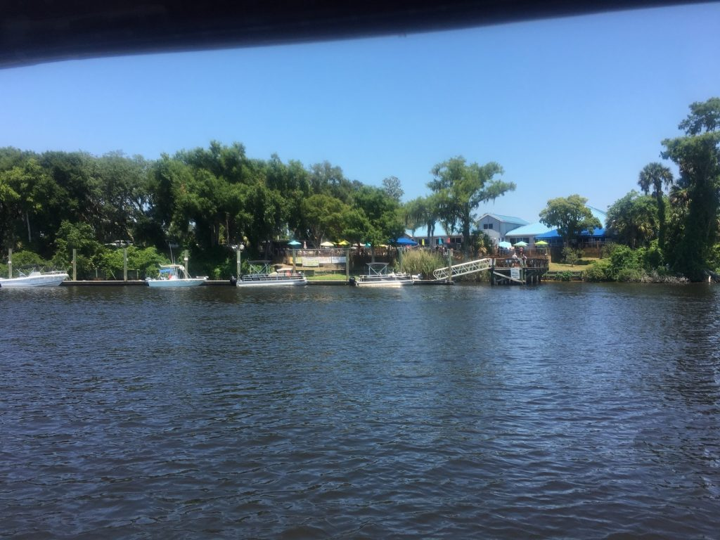 Corky Bells on the St. Johns River, Corky Bell's on the St. Johns River // Palatka, Florida