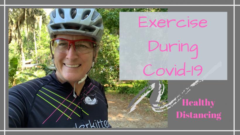 Exercise during Covid-19, EXERCISE DURING COVID-19 // HEALTHY DISTANCING CONSIDERATIONS // Deep Water Happy