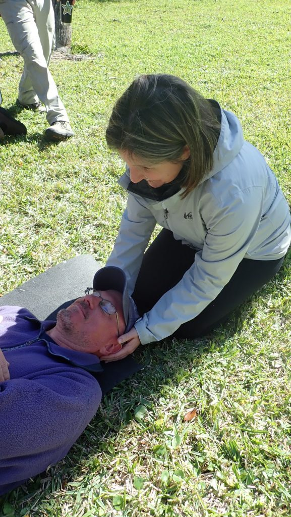 NOLS Wilderness Medicine First Aid class, Our NOLS Wilderness Medicine First Aid Class Experience Thru REI Co-op