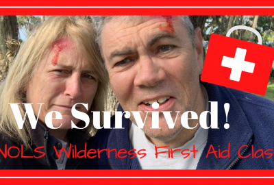 NOLS Wilderness First Aid Class, NOLS WILDERNESS FIRST AID COURSE THRU REI CO-OP // WE SURVIVED! // Deep Water Happy