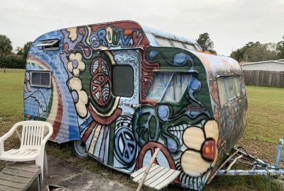 Covid Camper Serro Scotty Hilander 1966, Americans Ready to Travel Domestically // 1966 Serro Scotty Sportsman Hilander // Retro Vintage Camping
