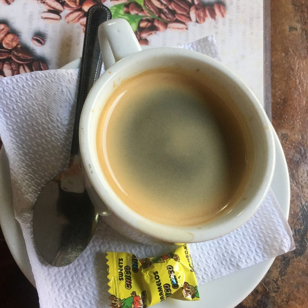 , Cuban Coffee // The Caffeine Diaries From Havana, Trinidad, Cienfuegos, & Playa Larga Travels