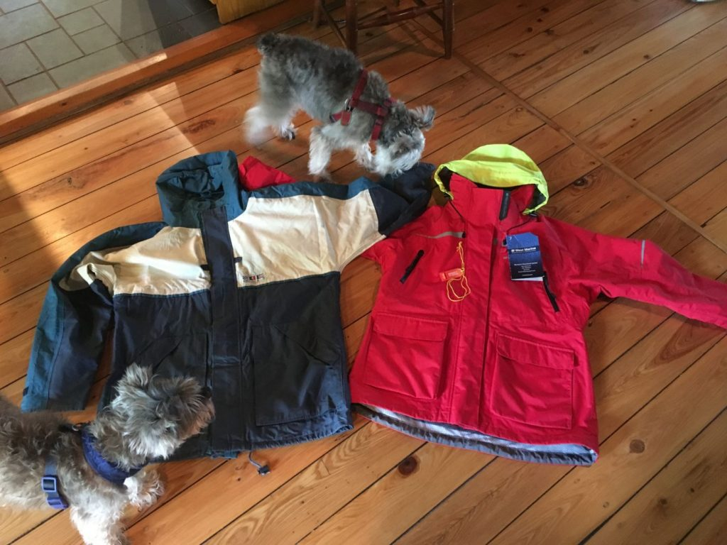 Waterproofing foul weather gear, Resuscitating Your Foul Weather Gear Quickly // Waterproofing Outdoor Wear