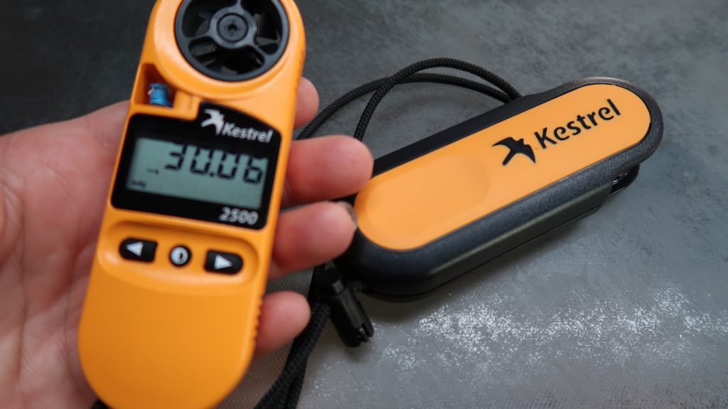 Kestrel Wind Meter, Testing the Kestrel 2500 Wind and Weather Meter