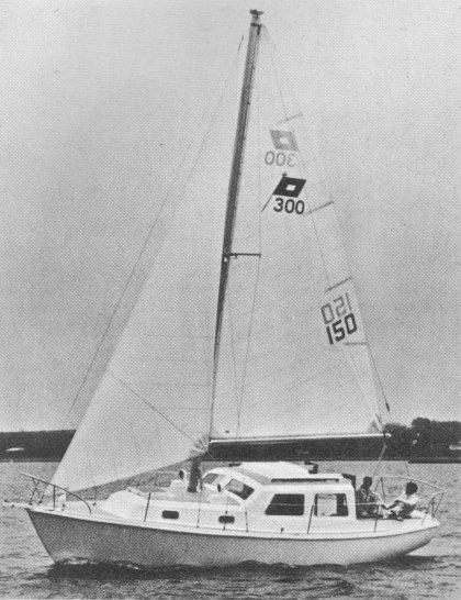 Sail Bahamas, My First Published Sailing Article // Kim Goes Foreign // 1975 Bahamas Trip