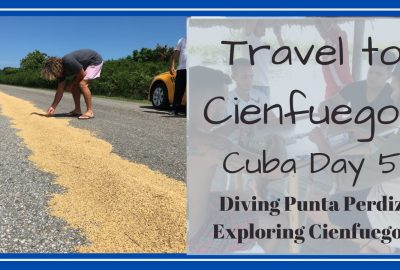 Cuba Diving Punta Perdiz, DIVING PUNTA PERDIZ AGAIN // TRAVEL TO CIENFUEGOS // CUBA DAY 5 // Deep Water Happy